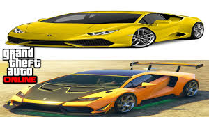 majda car lamborghini huracan test gta 5 online youtube