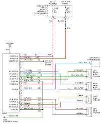 2010 dodge ram radio wiring harness dodge wiring diagrams for