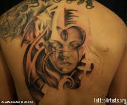 tattoo back face back face black white tattoo back tattoos best tats