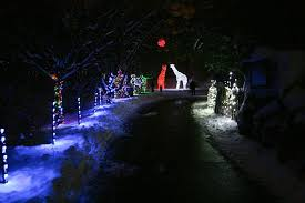 henry vilas zoo christmas lights henry vilas zoo we are only 6 days away from the first facebook