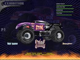 monster jam truck list sting monster jam monster trucks wiki fandom powered by wikia