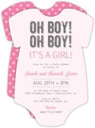 girl baby shower baby shower invitations