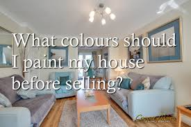 should i paint my house before selling shaun adams cooper adams estate letting agents