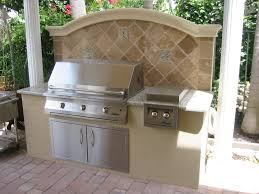 download built in barbecue garden design