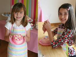 how to make a cake for a girl grace s cake decorating party glorious treats