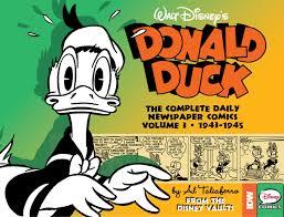 walt disney u0027s donald duck daily newspaper comics vol 3