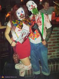 Evil Clown Halloween Costume 128 Halloween Images Halloween Ideas