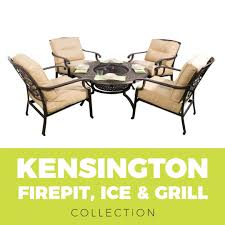 Kensington Bistro Chair Rattan Garden Furniture Sets Aluminium Outdoor Furniture