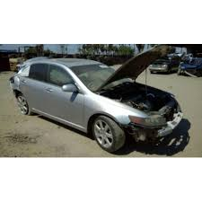 Acura Tsx 2006 Interior 2004 Acura Tsx Parts Car Silver With Black Interior 6 Cylinder