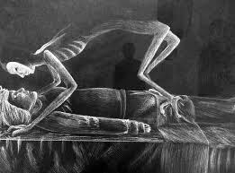 Sleep Paralysis Meme - sleep paralysis by vynn beverly on deviantart