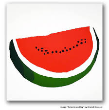 Six Flags Symbol Why Watermelons Are A Symbol Of Political Protest For Palestinians