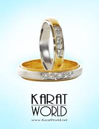 world wedding rings images Wedding rings by karat world lt 3 www wedding ring jpg
