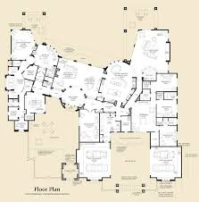 luxury homes floor plan executive home plans luxury house plan first floor 129s 0023 from