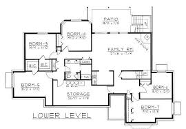 7 bedroom house plans contemporary design 7 bedroom house plans vibrant 14 with bedrooms