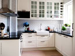 Ikea Kitchen White