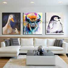 popular art cow canvas buy cheap art cow canvas lots from china