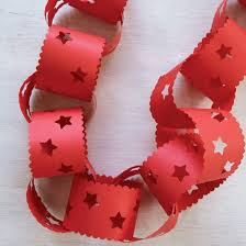 best 25 paper chains ideas on pinterest valentines ideas for