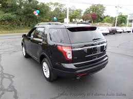 2015 Used Ford Explorer 4wd Xlt At Fafama Auto Sales Serving