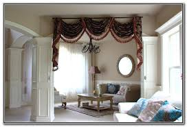 valance curtains for living room living room home decorating
