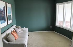beautiful calming turquoise accent bedroom wall colors schemes for
