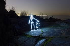 Light Painting Landscape Photography by Light Goes On Youtube