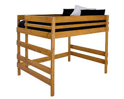 the mid line high bed in a double or queen size gives you many