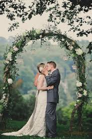 Wedding Arches On Pinterest Rustic Vintage Green And White Wedding Arch Decorations Deer