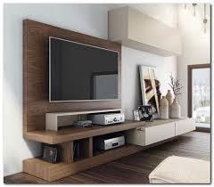 LED TV Panels Designs For Living Room And Bedrooms Decoração - Tv wall panels designs