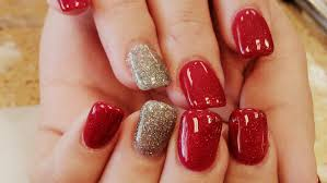 Youtube Red Color Ibd Gel Polish Valentine U0027s Color Youtube