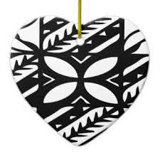 shaped maori ceramic decorations shaped maori tree