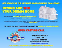 Home Design Reality Shows Open Casting Call For New Competition Reality Show Where You Can