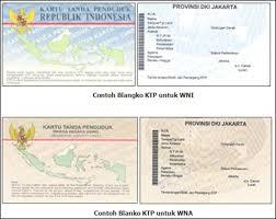 cara membuat ktp wna kartu tanda penduduk bagi wni dan wna poltekim hub