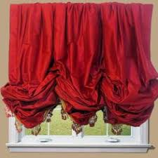 How To Make Balloon Shade Curtains Affordable Luxury Curtains Custom Balloon Shades Available In