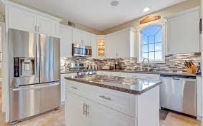 white kitchen cabinets refinishing national refacing systems