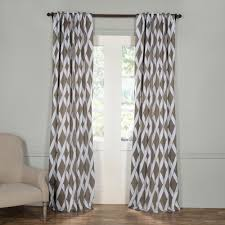 Gray Eclipse Curtains Indoor Curtains U0026 Drapes Window Treatments The Home Depot
