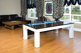 Dining Room Pool Table - Pool table disguised dining room table