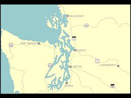 map of wa state find a site washington state parks reservations