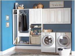Lowes Laundry Room Storage Cabinets by Laundry Room Shelves Lowes This Was Before Look At Storage Diy