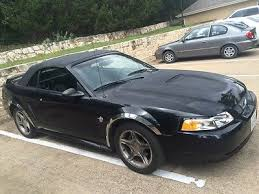 1999 mustang black ford mustang gt black 1999 ford mustang gt convertible 35th