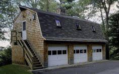 dutch gambrel garages yellow dutch colonial gambrel roof