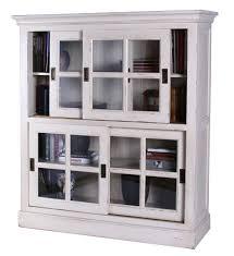 Glass Bookcase With Doors House Bookshelf With Door Inspirations Small White Bookshelf
