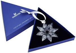 annual swarovski ornament 2014 crystal star