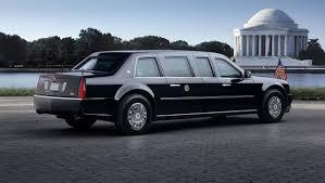 barack obama u0027s new cadillac presidential limousine it u0027s your