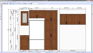 Kitchen Wall Cabinet Sizes What Is The Standard Height For Kitchen Cabinets On 822x610 10