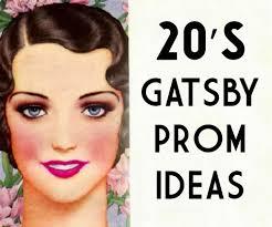 1920 s gatsby prom dress makeup hair