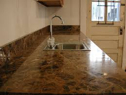 Resurface Kitchen Countertops How To Remodel A Small Kitchen On A Budget In 2017 Kitchen