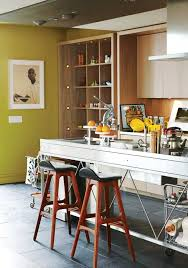 stainless steel islands kitchen inspired by stainless steel kitchen islands kitchn