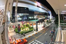 shopping malls in bangkok bangkok shopping centres