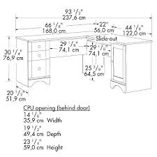 Height Of A Computer Desk Height Of Average Desk Average Computer Desk Height Average Desk
