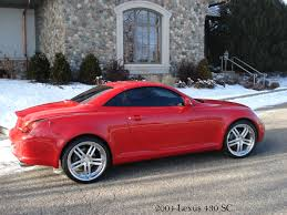 lexus red red sc430 owners page 4 clublexus lexus forum discussion